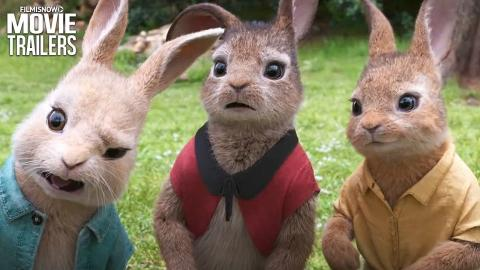 PETER RABBIT | Daisy Ridley, Margot Robbie & Elizabeth Debicki are Cottontail, Flopsy & Mopsy