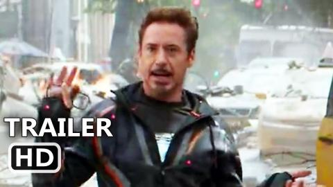 "AVENGERS INFINITY WAR ""Dancing Iron Man"" Funny Bloopers (NEW 2018) Gag Reel Movie HD"