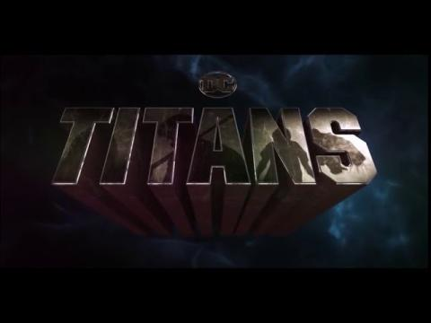 Titans : Official Intro / Title Card (DC's Series) (2018)
