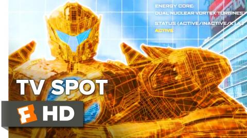 Pacific Rim: Uprising Extended TV Spot - Gipsy Avenger (2018) | Movieclips Coming Soon