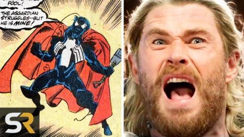 10 Marvel Heroes You Didn't Know Wore The Venom Symbiote