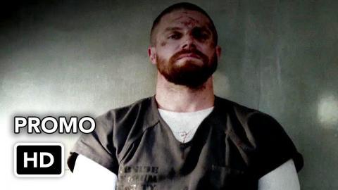 """Arrow 7x03 Promo """"Crossing Lines"""" (HD) Season 7 Episode 3 Promo"""