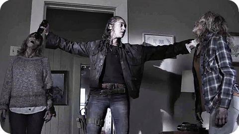 Fear the Walking Dead Season 4 Teaser Trailer Comic Con (2018) amc Series