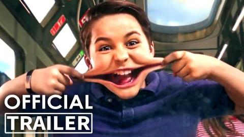 WE CAN BE HEROES Trailer 2 (NEW 2020) Sharkboy & Lavagirl 2