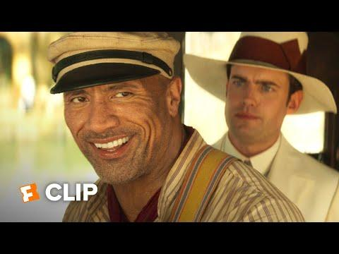 Jungle Cruise Exclusive Movie Clip - Escape (2021) | Movieclips Coming Soon