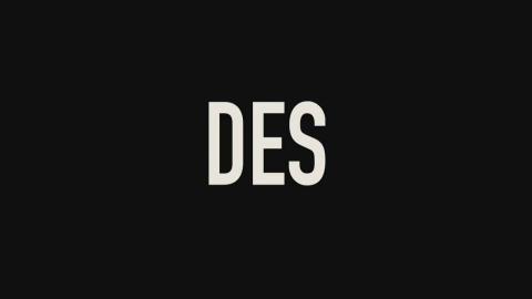 Des : Season 1 - Official Intro / Title Card (ITV' miniseries) (2020)