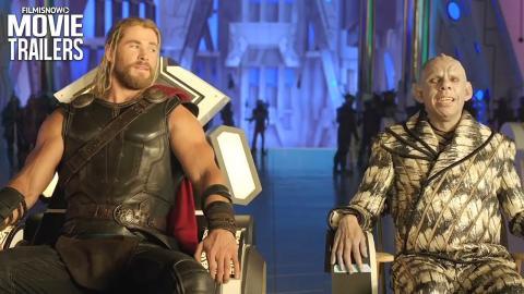 Thor: Ragnarok | Bonus Extended Scenes from Marvel Superhero Movie