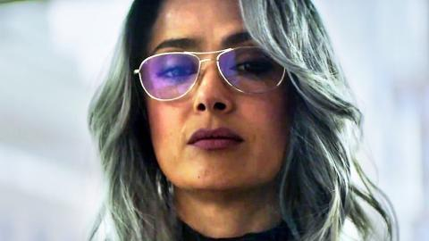THE HUMMINGBIRD PROJECT Trailer (Salma Hayek, 2019)