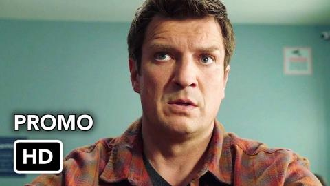 """The Rookie 1x12 Promo """"Caught Stealing"""" (HD) Nathan Fillion series"""