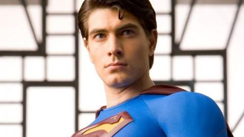 Brandon Routh Reacts To His Return As Superman
