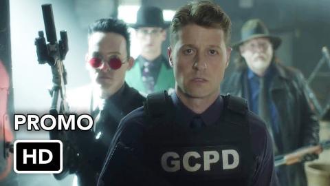 """Gotham Season 5 """"Day 391 - For Gotham"""" Promo (HD) Final Season"""