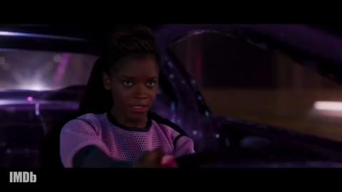 Letitia Wright's Roles Before