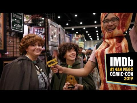 6 Degrees of Baconfest at SDCC 2019 Presented by Wendy's