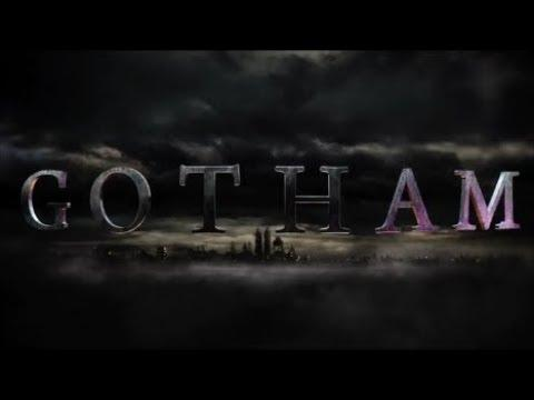 Gotham : Season 2 - Opening Credits / intro / Title Card