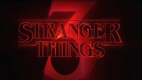 Stranger Things  Season 3   Title Tease