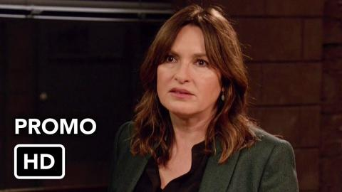 """Law and Order SVU 19x18 Promo """"Service"""" (HD)"""