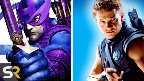 10 Superheroes Marvel Completely Changed For Their Movies