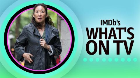 What's on TV | Killing Eve, Our Planet + In The Dark