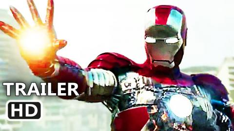 BLACK PANTHER New Avenger Trailer (2018) Marvel Superhero Movie HD
