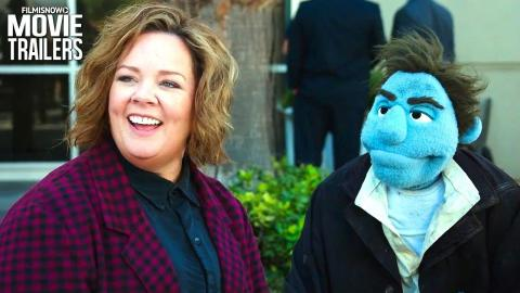 THE HAPPYTIME MURDERS Restricted Trailer NEW (2018) - Melissa McCarthy Puppet Crime Comedy