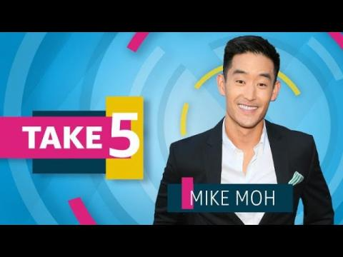 From Bruce Lee to Baking Shows: Meet 'Once Upon A Time in Hollywood Star Mike Moh'