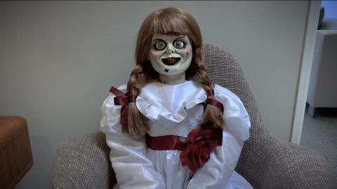Wonder what Annabelle has been up to in quarantine? Happy National Doll Day!
