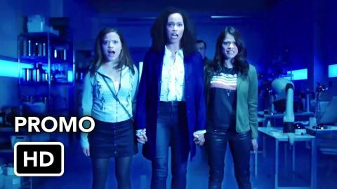 """Charmed (The CW) """"Chant"""" Promo HD - 2018 Reboot"""