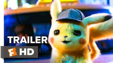Pokémon Detective Pikachu Trailer #1 (2019)   Movieclips Trailers