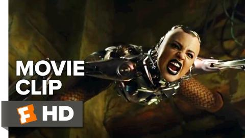 Alita: Battle Angel Movie Clip - Ambush Alley (2019)   Movieclips Coming Soon