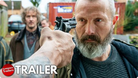 RIDERS OF JUSTICE Trailer (2021) Mads Mikkelsen Action Movie