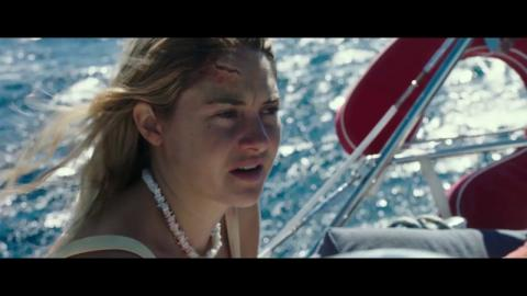 0238 ADRIFT Official Trailer 2018 Shailene Woodley Sam Claflin Movie HD