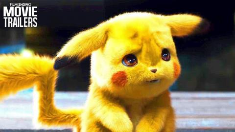 "POKÉMON Detective Pikachu ""Partner Up"" Trailer (2019) - Ryan Reynolds Movie"