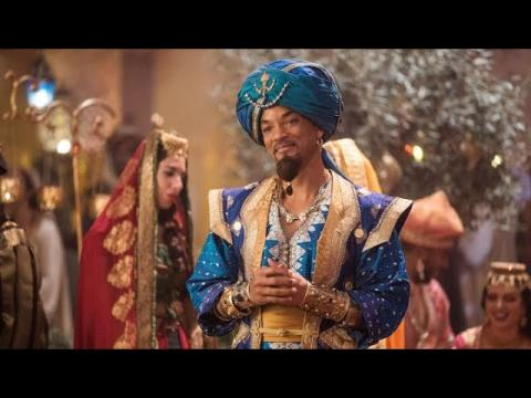 'Aladdin' Cast on Their Favorite Will Smith Moments