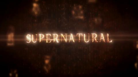 Supernatural : Season 8 - Opening Credits / Intro / Title Card