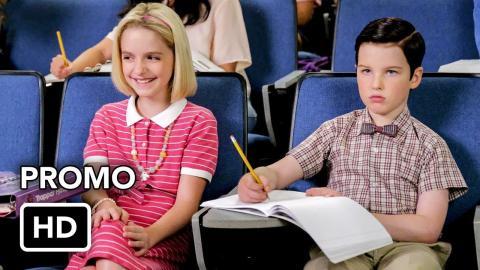 Young Sheldon 2x02 Promo