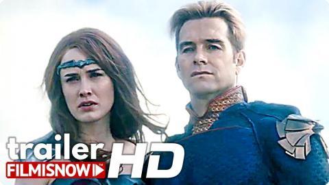 THE BOYS Final Trailer (2019) - Amazon Prime Superhero TV Series