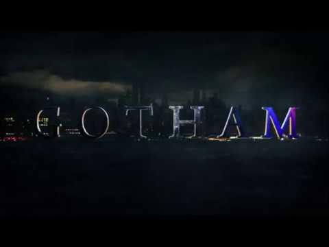Gotham : Season 3 - Opening Credits / intro / Title Card