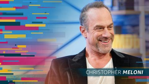 "Christopher Meloni Is a Human Piñata in ""Happy!"" and Joins ""The Handmaid's Tale"""