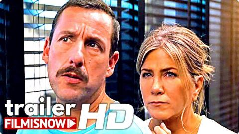 MURDER MYSTERY Official Trailer (2019) Jennifer Aniston, Adam
