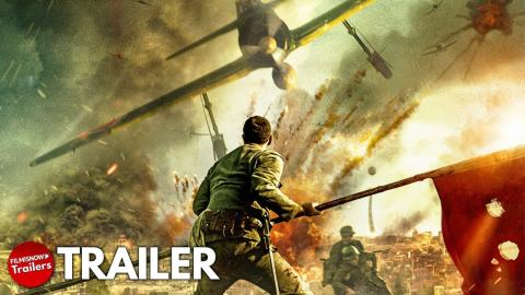 THE EIGHT HUNDRED Trailer NEW (2020) Guan Hu War Epic Movie
