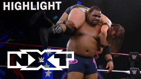 WWE NXT 7/8/20 Highlight | Keith Lee Becomes Unified NXT And North American Champion | USA Network