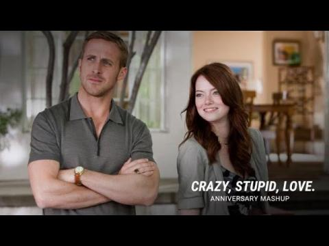 'Crazy, Stupid, Love. | Anniversary Mashup