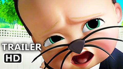 BOSS BABY Back in Business Trailer EXTENDED # 2 (NEW 2018