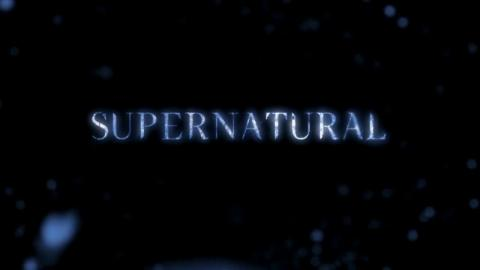 Supernatural : Season 6 - Opening Credits / Intro / Title Card