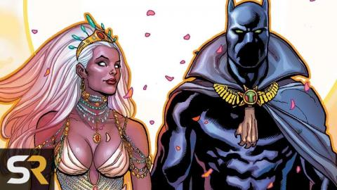 Weird Black Panther Comic Moments You Won't See In Marvel Movies