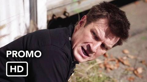 The Rookie 3x08 Promo (HD) Nathan Fillion series