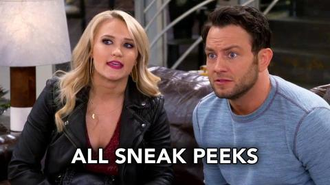 """Young & Hungry 5x13 """"Young & Communication"""" / 5x14 """"Young & Handsy"""" All Sneak Peeks (HD)"""