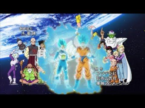 Dragon Ball Super : Opening Credits / Intro (3)