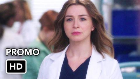 "Grey's Anatomy 15x10 Trailer ""Help, I'm Alive"" (HD) Season 15 Episode 10 Trailer"