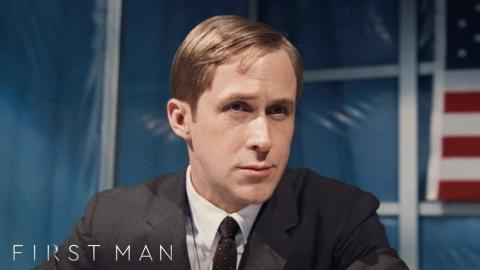 First Man - In Theaters October 12 (Full Moon Featurette) (HD)